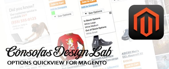 Options Quickview for Magento - CodeCanyon Item for Sale