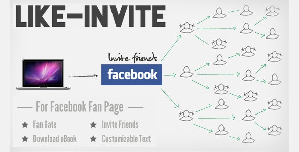 Invite Facebook Friends to Download Pro - CodeCanyon Item for Sale