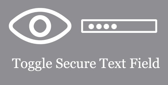 Toggle Secure TextField