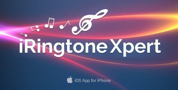iRingtone Xpert - Ringtones Creator iOS App
