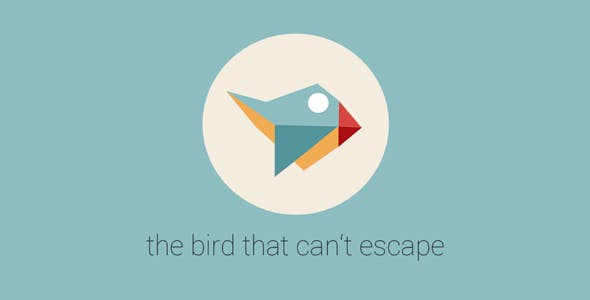 the Bird that can't escape-AdMob/Leaderboard/Share