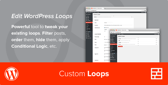 Fresh Custom Loops - WordPress Plugin