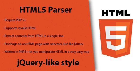 HTML5 Parser
