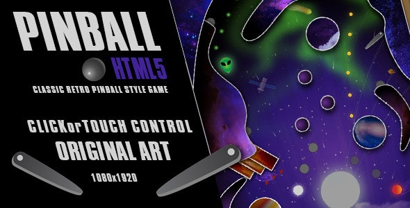 Pinball - CodeCanyon Item for Sale