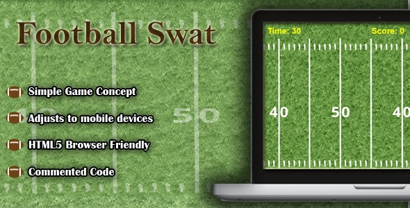 Football Swat - CodeCanyon Item for Sale