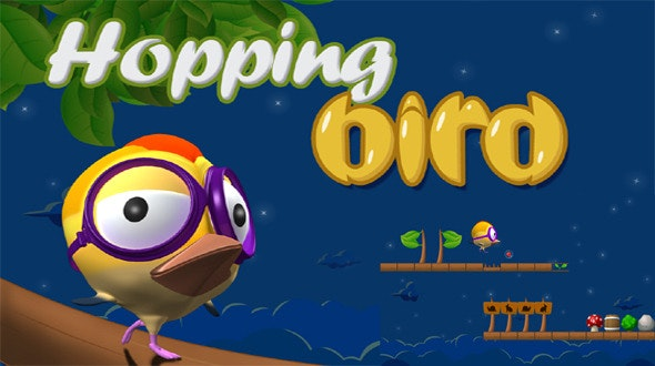 Hopping Bird Game With AdMob - CodeCanyon Item for Sale