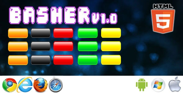 Basher - CodeCanyon Item for Sale