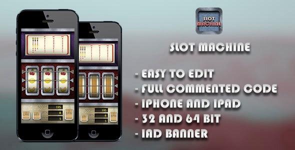 Slot Machine - CodeCanyon Item for Sale