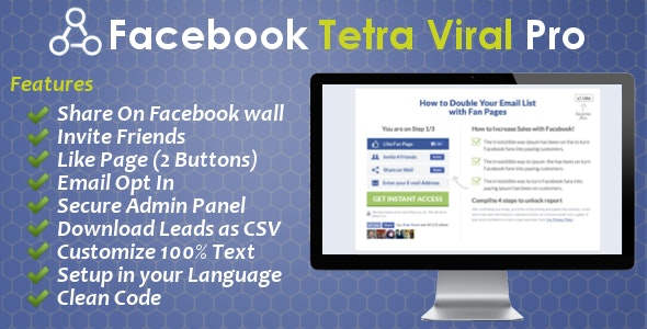 Facebook Triple Viral Pro - CodeCanyon Item for Sale