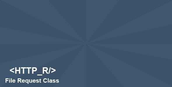HTTP_R File Request Class