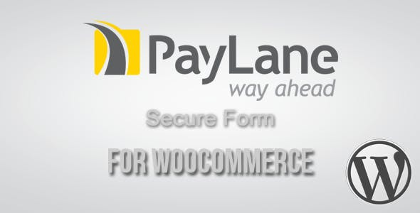 PayLane Secure Form Gateway for WooCommerce