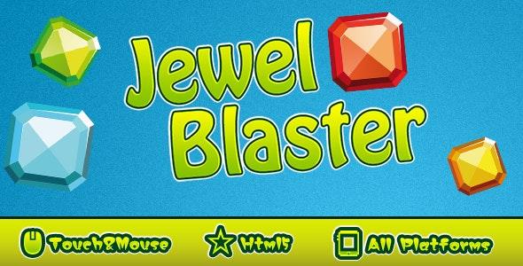 JewelBlaster - CodeCanyon Item for Sale