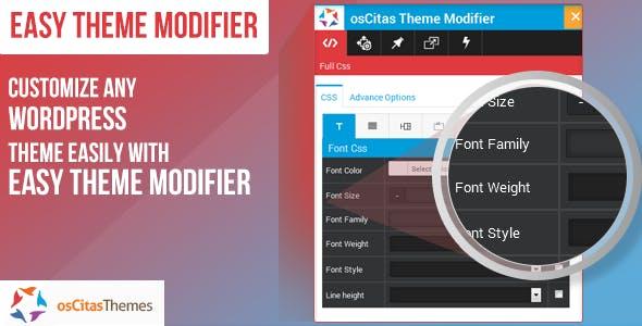 Easy Theme Modifier