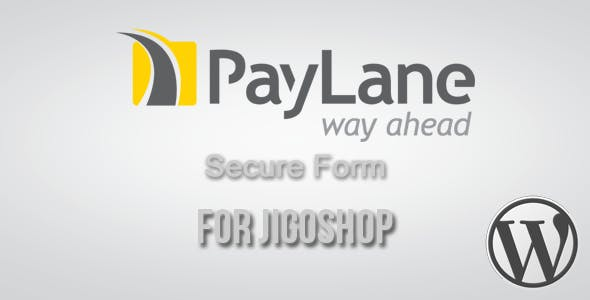 PayLane Secure Form Gateway for Jigoshop