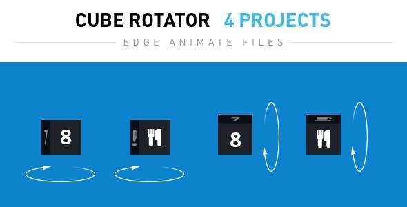Cube Rotator