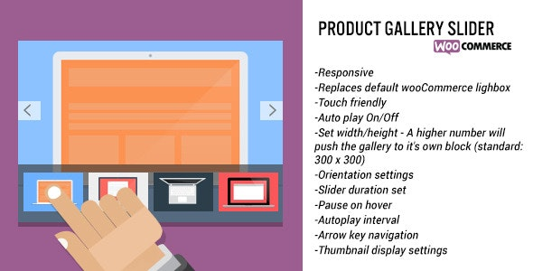 Product Gallery Slider for wooCommerce - CodeCanyon Item for Sale
