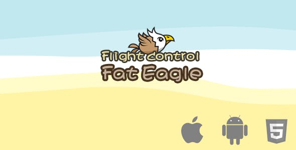Fat Eagle - Html5 Game