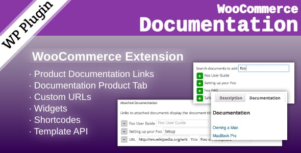 WooCommerce Documentation
