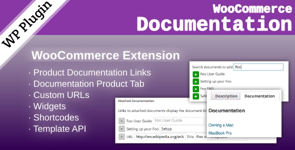 WooCommerce Documentation - CodeCanyon Item for Sale