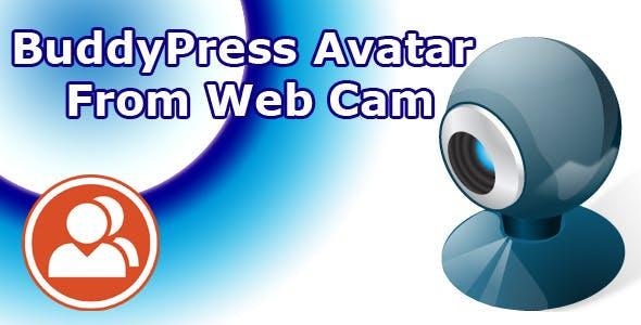 BuddyPress Avatar From Web Cam