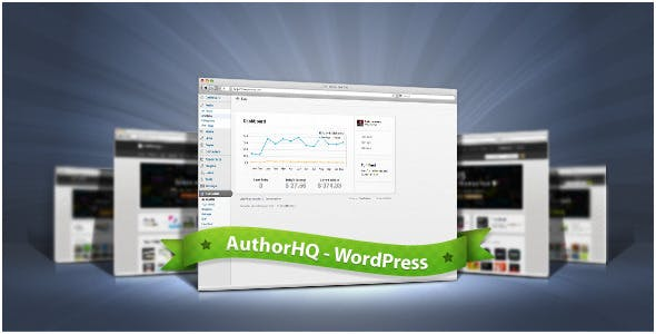 AuthorHQ: WordPress plugin for marketplace authors