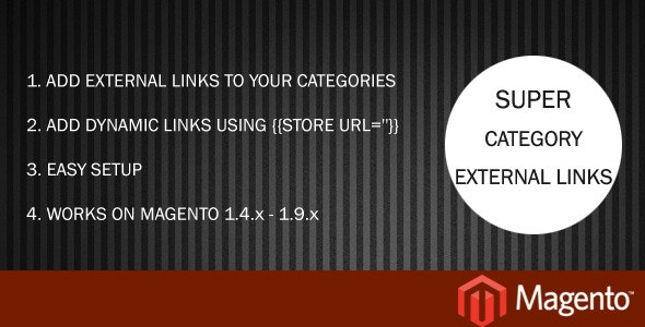 Super Category External Links - CodeCanyon Item for Sale