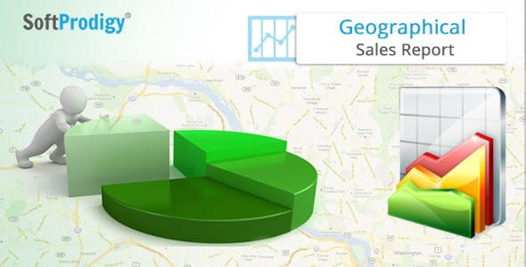Geographical Sales Report in Magento