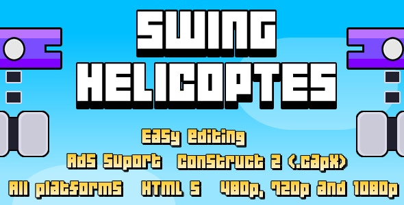 Swing Helicopters - CodeCanyon Item for Sale