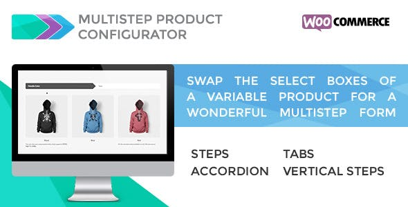 Multistep Product Configurator for WooCommerce        Nulled
