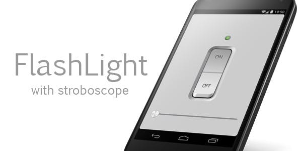 FlashLight with stroboscope