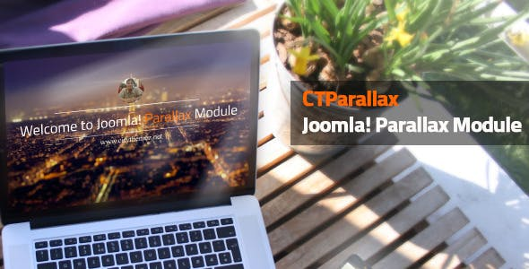 CTParallax - Joomla! Parallax Module