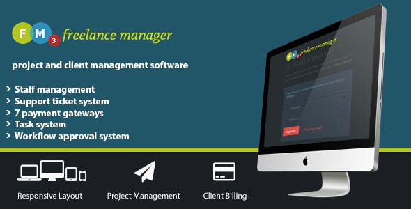 Freelance Manager        Nulled