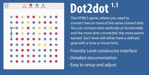 Dot2dot - CodeCanyon Item for Sale