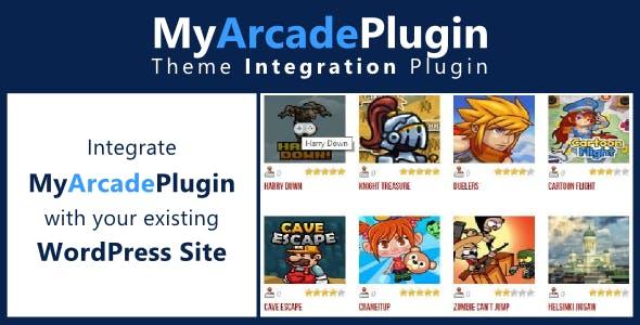 MyArcadePlugin - Theme Integration