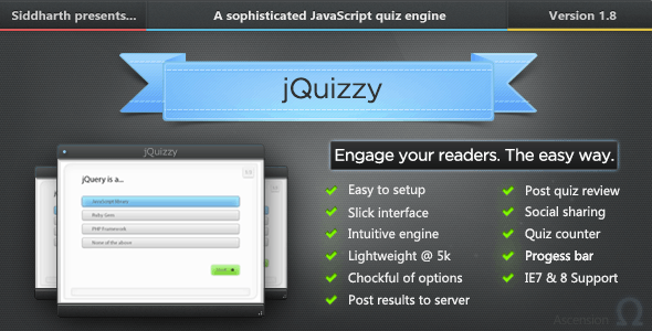 Viral Quiz Plugins, Code & Scripts from CodeCanyon