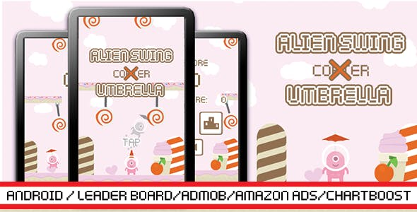 CloneCopter & Leaderboard/Admob/Amazon/Charboost