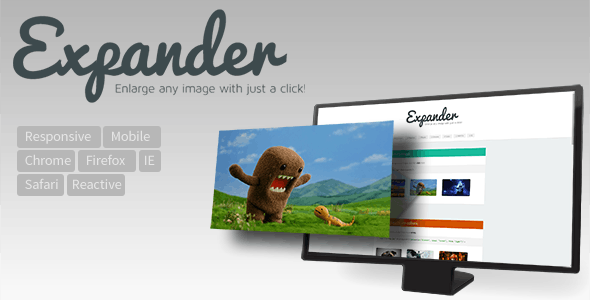 Expander - CodeCanyon Item for Sale
