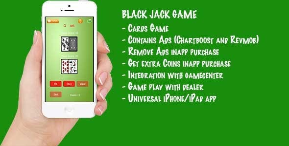 BlackJack Game - iPhone/iPad