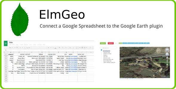 ElmGeo - CodeCanyon Item for Sale
