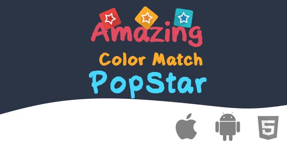 Amazing Color Match PopStar  - Html5 Game