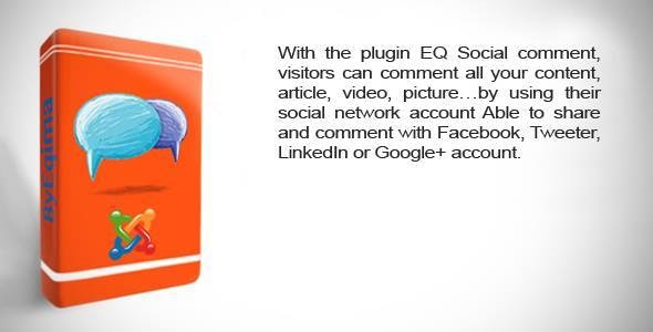 EQ Social Comments - CodeCanyon Item for Sale