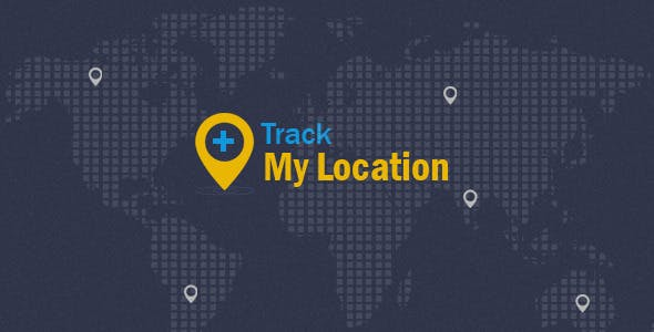 Track My Location - an iOS App