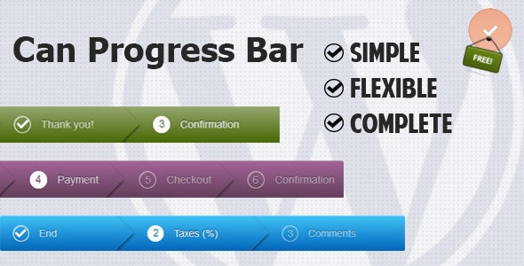 Can Progress Bar - CodeCanyon Item for Sale