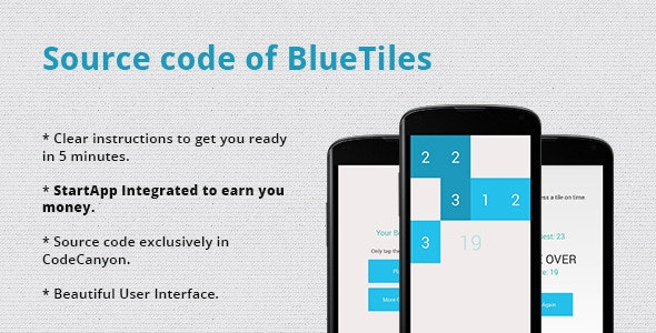 Tiles - StartApp Integrated - CodeCanyon Item for Sale