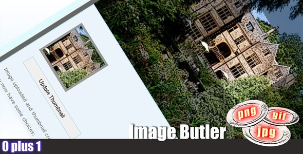 Image Butler - CodeCanyon Item for Sale
