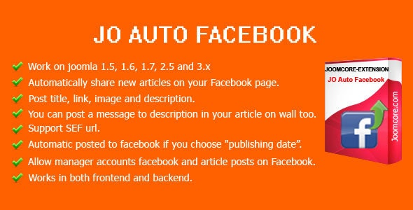 JO Auto Facebook - CodeCanyon Item for Sale