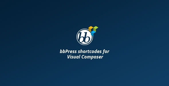 bbPress shortcodes for Visual Composer - CodeCanyon Item for Sale