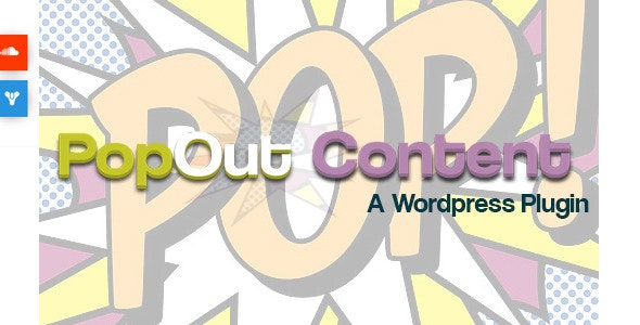 PopOut Content For Wordpress - CodeCanyon Item for Sale