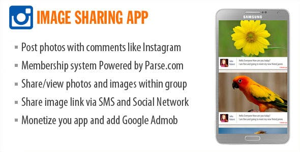 Image Sharing App