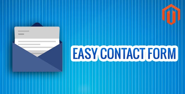 Easy Contact Form Magento Extension - CodeCanyon Item for Sale
